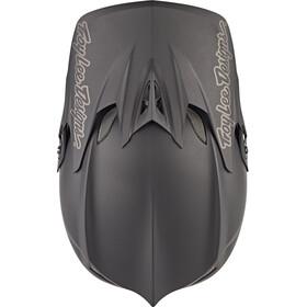 Troy Lee Designs D3 Fiberlite Casco, negro